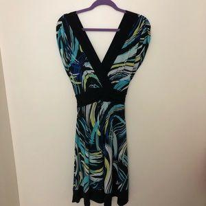 Roulette sleeveless dress